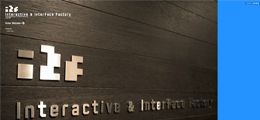 i2f:Interactive & Interface Factory